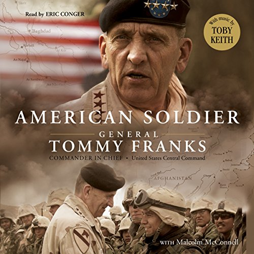 American Soldier cover art