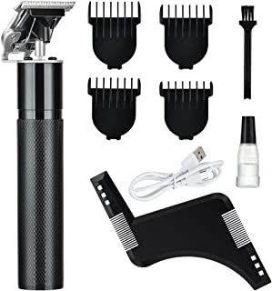 BASEIN Hair Clippers for Men, Electric Pro Li Outliner Grooming Trimmer, Cordless Beard Trimmer Men Haircut Grooming Kit, Rechargeable Waterproof Barber Haircut Kit Electric Hair Cutting Tools for Men