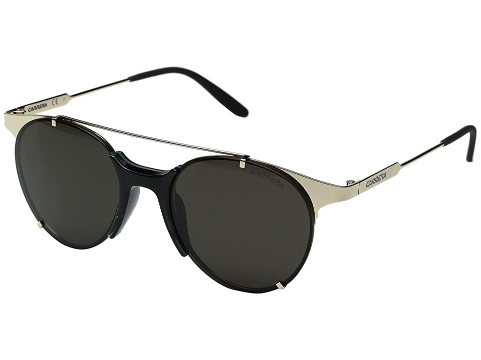 Retro Sunglasses | Vintage Glasses | New Vintage Eyeglasses Carrera Carrera 128S GoldBrown Grey Fashion Sunglasses $159.00 AT vintagedancer.com