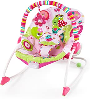 Bright Starts Rocker, Raspberry Garden