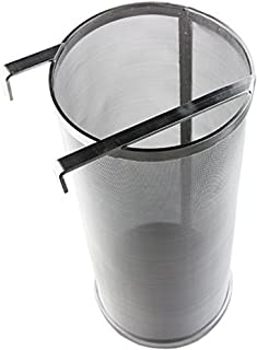 Hop Spider 300 Micron Mesh Stainless Steel Hop Filter Strainer for Home Beer Brewing Kettle