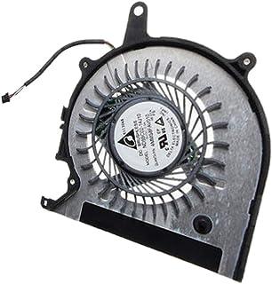 H HILABEE Ventola di Raffreddamento della CPU Custodia per Computer PC Raffreddatore 4 Pin per Sony Vaio VPC CW 15 27 22