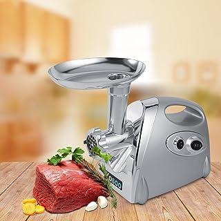 Picadora Eléctrica de Carne Fabricante de Embutido de Salchicha Máquina de Picar Carne de Acero Inoxidable