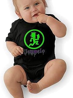 Hatchet Man Juggalo Casual Newborn Baby Short Sleeve Bodysuit Romper Infant Summer Clothing
