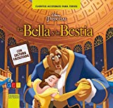 La Bella y La Bestia - Lectura facilitada (Cuentos accesibles para todos)