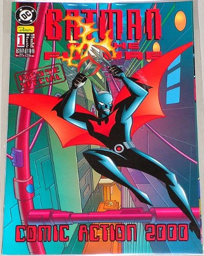 Batman of the Future ** N° 1 Messe-SPecial COMIC-ACTION-2000 **