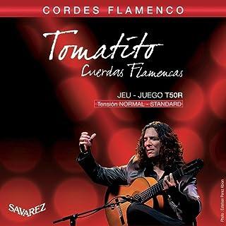 Savarez 656357 - Cuerdas para Guitarra Clásica Flamenco