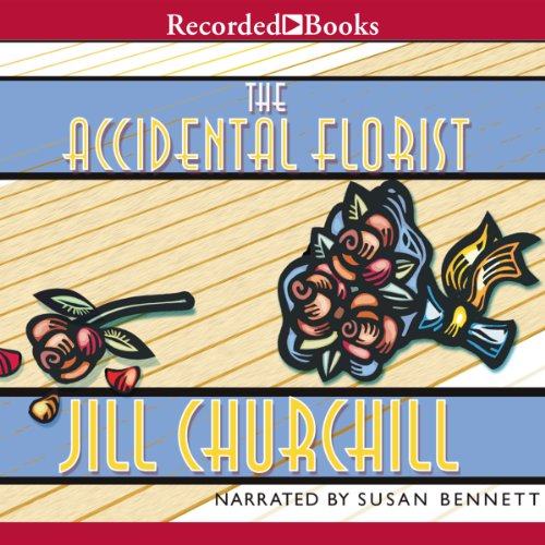 The Accidental Florist audiobook cover art