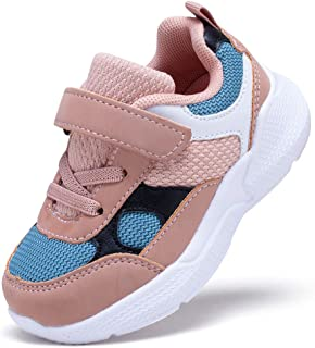 COODO Kids Boys Girls Running Shoes Sports Sneakers