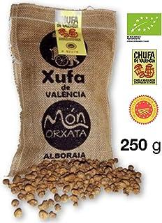 250 g CHUFA ECOLÓGICA MÓN ORXATA. Saco Yute Certificada
