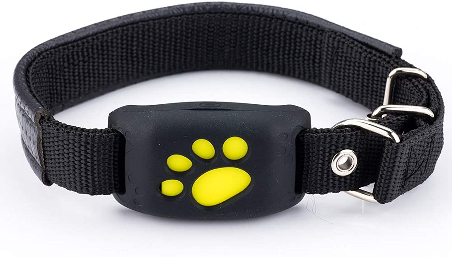 QNMM GPS Pet Tracking Device,Realtime Tracking AntiLost Pet Tracker WIFI Dog Cat Locator Pet Tracker & Activity Monitor