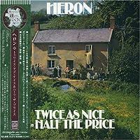 Twice As Nice & Half Price by Heron (2004-07-16)