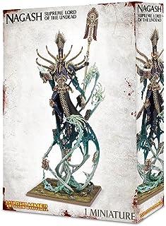 """Games Workshop 99120207029"""" Deathlords Nagash Supreme Lord of Undead"""