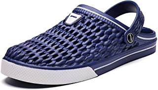 ailishabroy Men's Garden Clogs Shoe