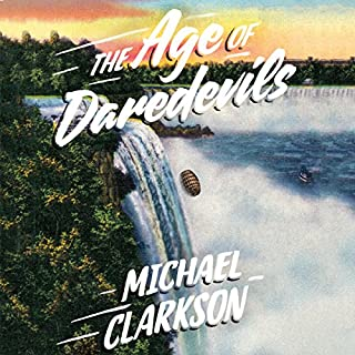 The Age of Daredevils audiobook cover art