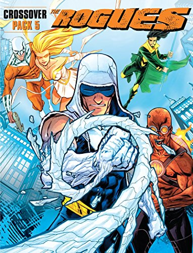 DC Comics Deck-Building Game: Crossover Pack #5 The Rogues