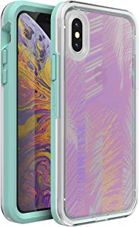 LifeProof SLAM Series Case for iPhone Xs & iPhone X - Non-Retail Packaging - Palm Daze