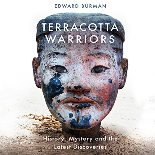 Terracotta Warriors audiobook cover art