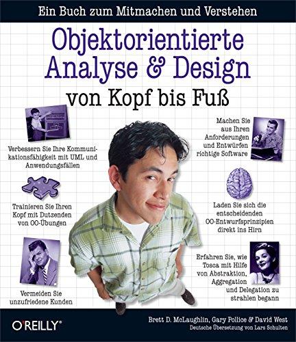 Objektorientierte Analyse und Design von Kopf bis Fuß