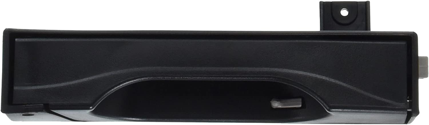 Norcold 621465 New Shipping Trust Free Lower Refrigerator Door Black - Assembly Handle