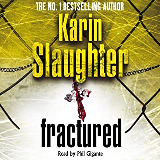 Fractured cover art