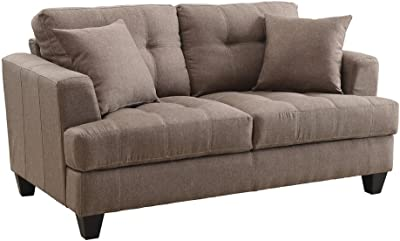 Amazon.com: Benchcraft - Braxlin Contemporary Sofa Chaise ...