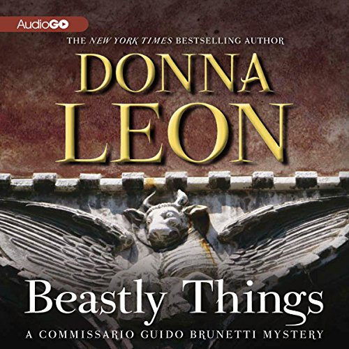 Beastly Things cover art