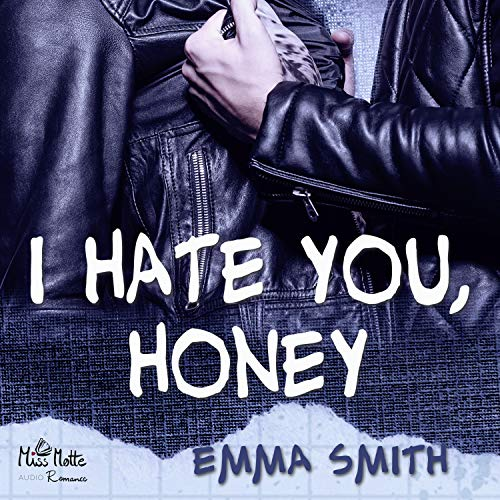 I hate you, Honey (German version) cover art