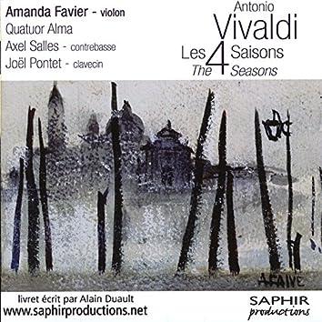 Antonio Vivaldi: Les 4 Saisons