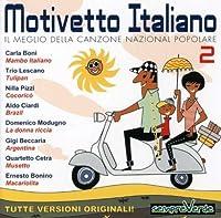Vol. 2-Motivetto Italiano