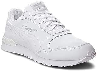 Puma Kids-Unisex ST Runner v2 L Jr White-Gray Violet