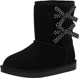 Koolaburra by UGG Unisex-Child K Victoria Short Dots Fashion Boot