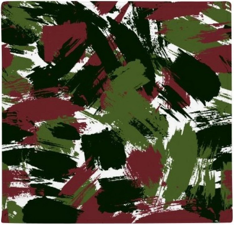 DIYthinker Planta Pet Square Alfombra de su casa Puerta de la Cocina 80cm Regalo Arte de la Pintada del Grano ilustración patrón Antideslizante 80 X 80cm