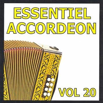 Essentiel Accordéon, vol. 20
