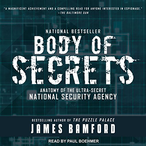 Body of Secrets audiobook cover art