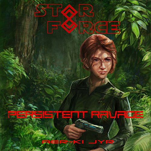 Star Force audiobook cover art