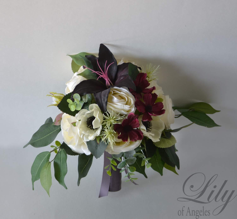 Denver Cheap mail order shopping Mall Wedding Bouquet Bridal Flower Silk Bridesmaid