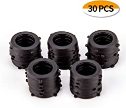 LUTER Garden Hose Washers, O-Ring Rubber Washers Seals Self Locking Tabs, Pack of 30