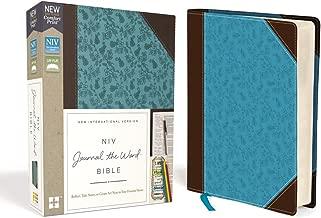journaling bibles niv