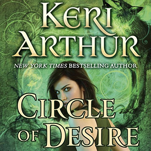 Circle of Desire audiobook cover art