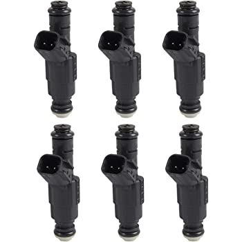AUS Injection MP-50029 Remanufactured Fuel Injector 2000-2003 Dodge With 5.9L V8 Engine