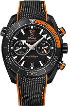 Omega Seamaster Planet Ocean 215.92.46.51.01.001 - Reloj para Hombre, 600 m de Profundidad, Color Negro