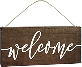 Best small welcome sign Reviews
