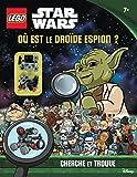 Lego Star Wars - Cherche&Trouve - Ou Est le Droide Espion ? (Inclus : des briques LEGO pour construire neuf modèles différents du droïde espion)