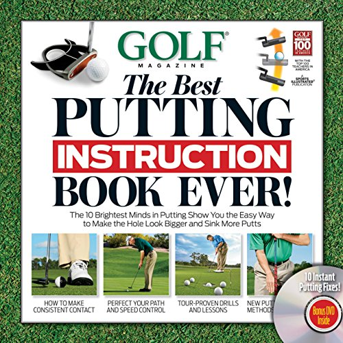 GOLF The Best Putting Instruction Book Ever!