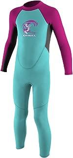 O'Neill Toddler Reactor-2 2mm Back Zip Full Wetsuit