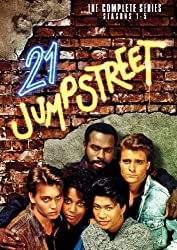 21 Jump Street series dvd set