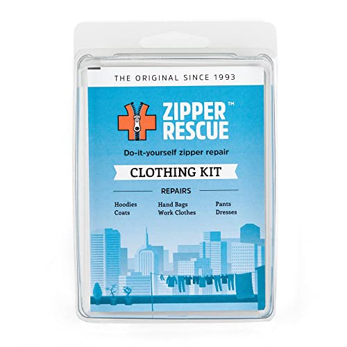 Zipper Rescue, Zipper Repair Kit (Clothing)