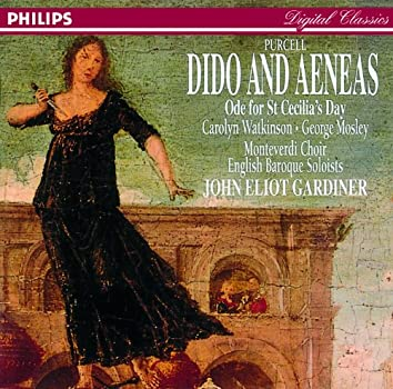 Purcell: Dido & Aeneas; Ode for St. Cecilia's Day