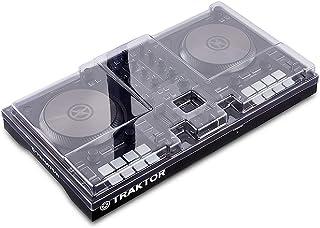Decksaver Native Instruments Kontrol S2 MK3 DJ Mixer Cover DSLE-PC-KONTROLS2MK3